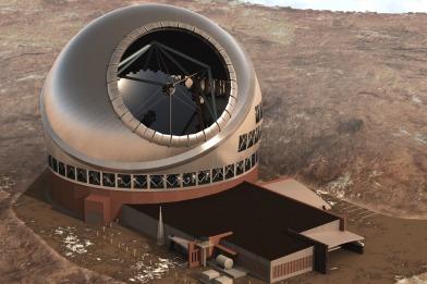 Mauna Kea telescope (2)