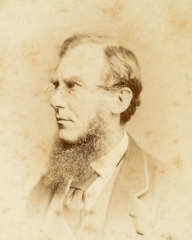 Joseph Dalton Hooker, courtesy Cambridge University Library (CUL DAR 257:114)
